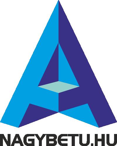 Nagybetu.hu logója